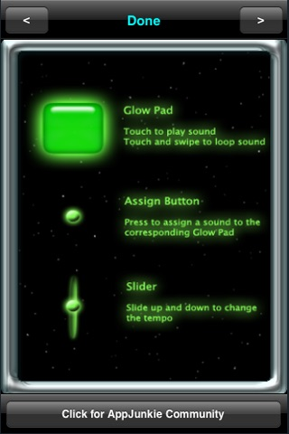 Glow Beats screenshot-1