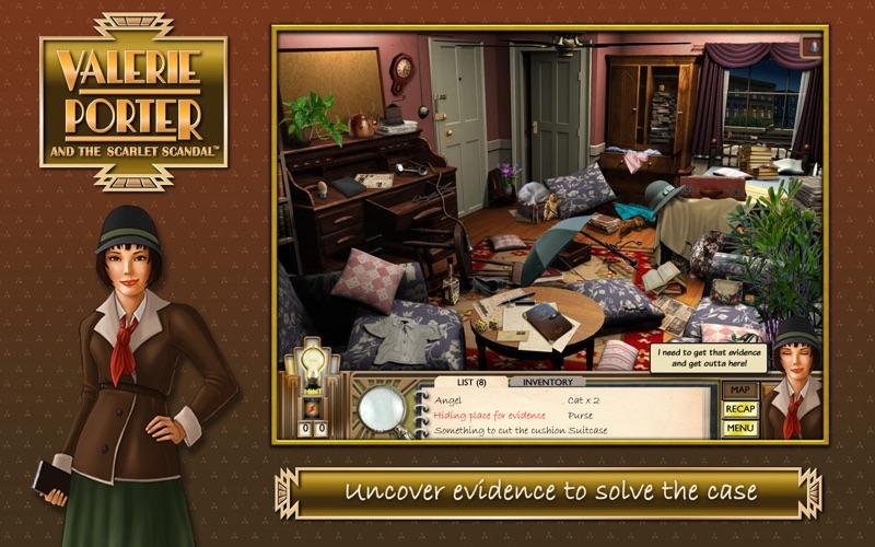 点击获取Valerie Porter and the Scarlet Scandal