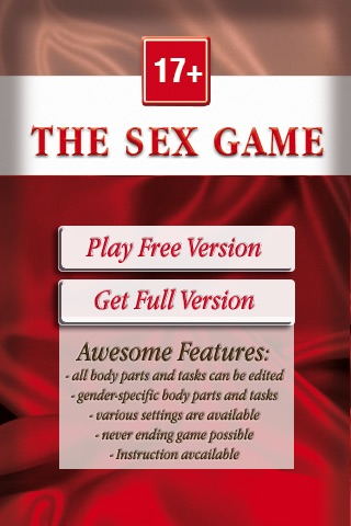 The Party Sex Game (Free Version)