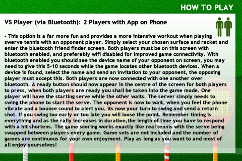 Swerve Tennis Plus screenshot-4