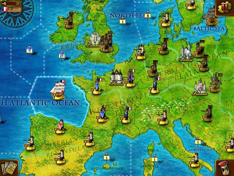 European War Lite for iPad screenshot-3