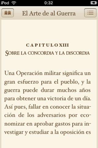 El Arte de la Guerra de Sun Tzu (ebook) screenshot-4