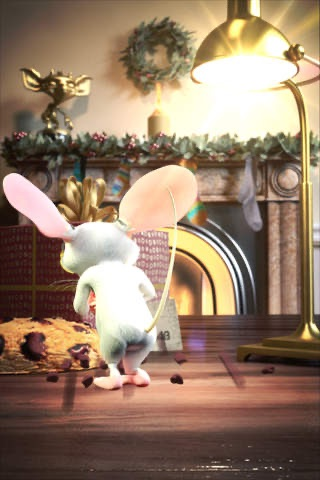Talking Mouse: Christmas Special screenshot-3