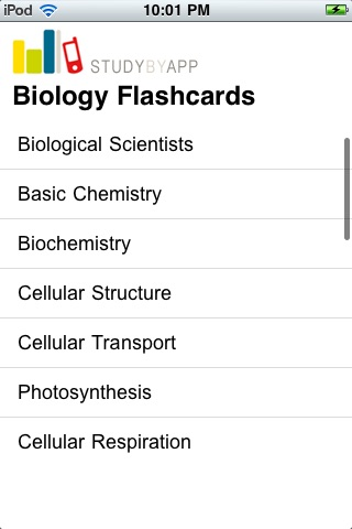 Biology Flashcards