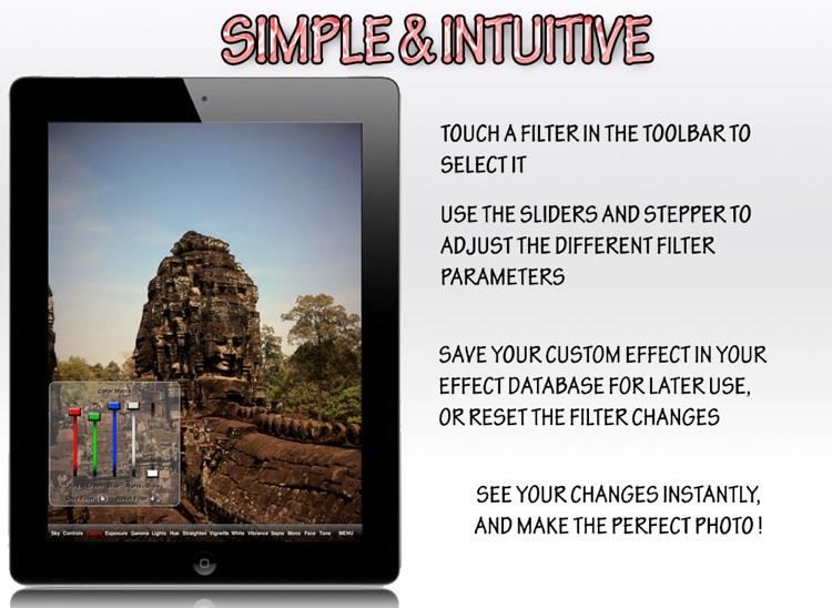 PHOTO5 - Professional Photo Editor for iPad screenshot-4