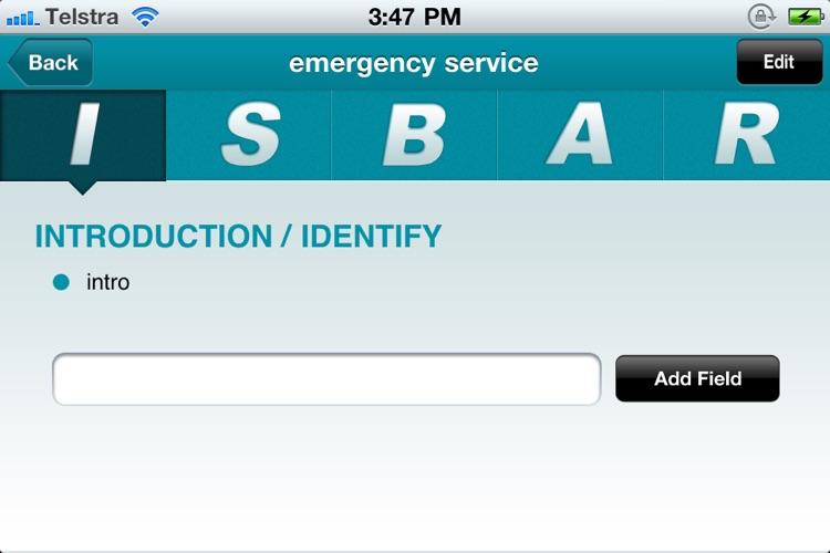 ISBAR screenshot-3