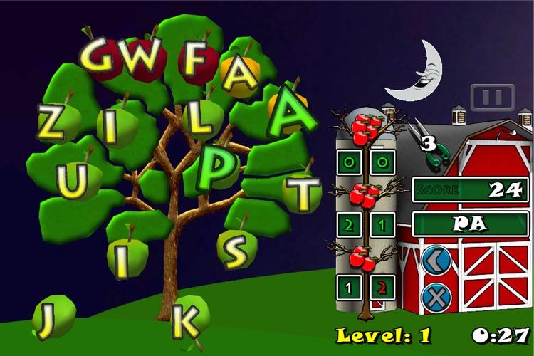 Word Tree 3D FREE.