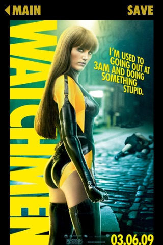 Watchmen screenshot-1