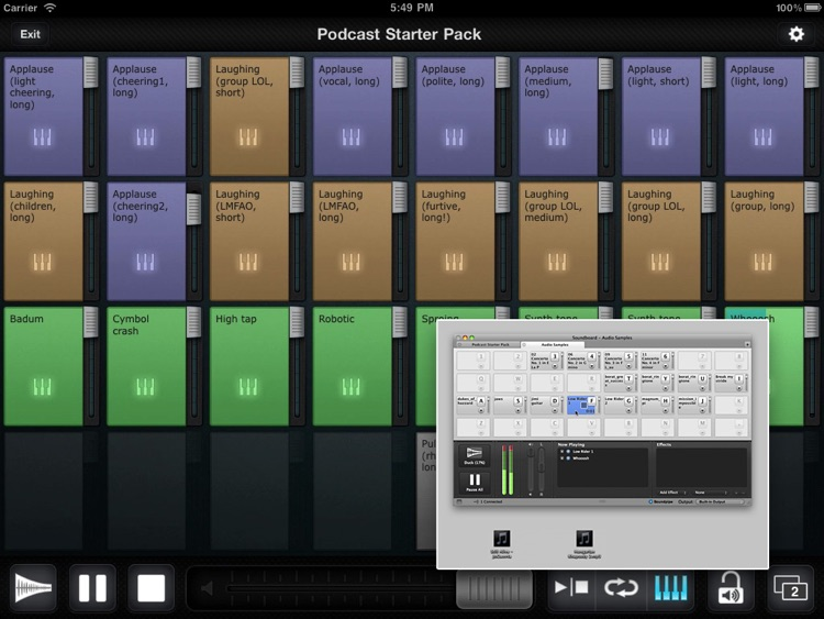 Soundboard Remote screenshot-4