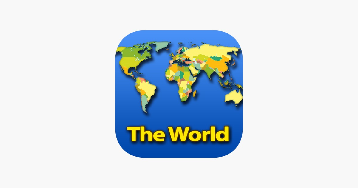 Tapquiz maps world edition on the app store gumiabroncs Images