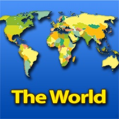 Tapquiz maps world edition on the app store tapquiz maps world edition 4 gumiabroncs Images