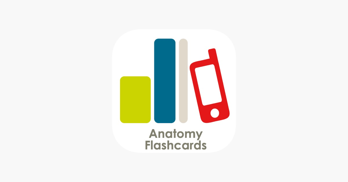 Anatomy Flashcard Review on the App Store