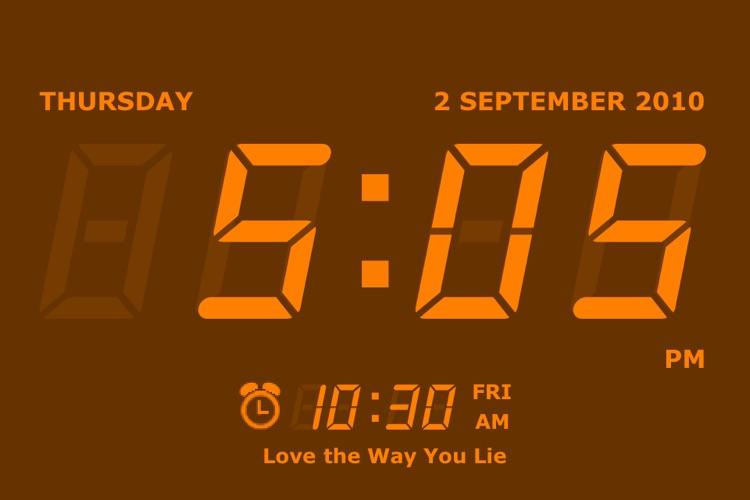 Alarm Simply - 7 Day Speaking & Music Alarm clock screenshot-4