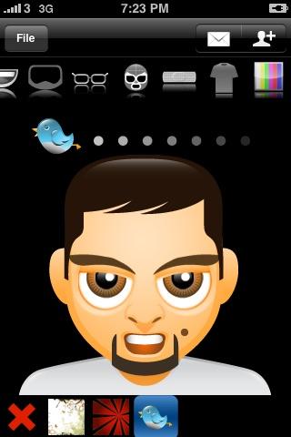 Avatar Free (Super Cute Contact Face Creator) screenshot-4
