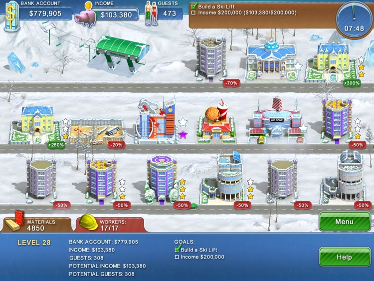 Hotel Mogul HD screenshot-2