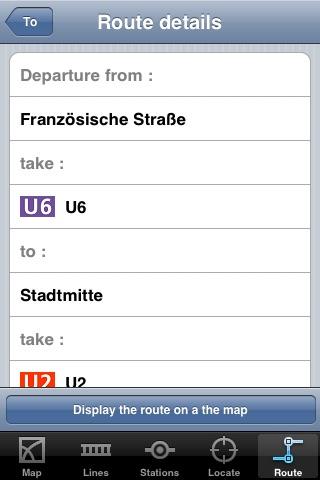 Berlin Subway screenshot-4
