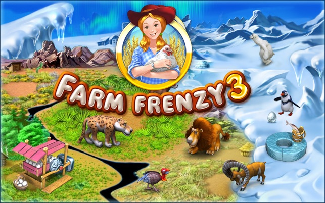 ‎Farm Frenzy 3 for Mac