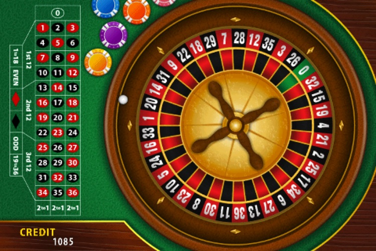 THE ROULETTE screenshot-3