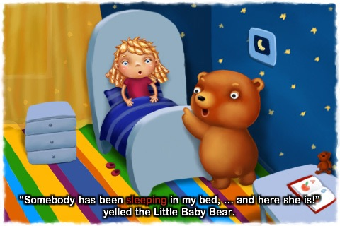 Goldilocks and the Three Bears - Lite screenshot-4