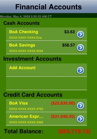 Fake-A-Bank Account screenshot-3