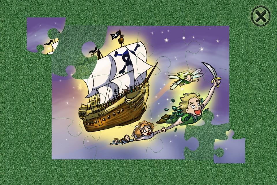 Peter Pan – Book (Lite) Cheat Codes