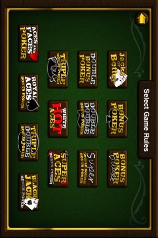 Video Poker Free screenshot-4