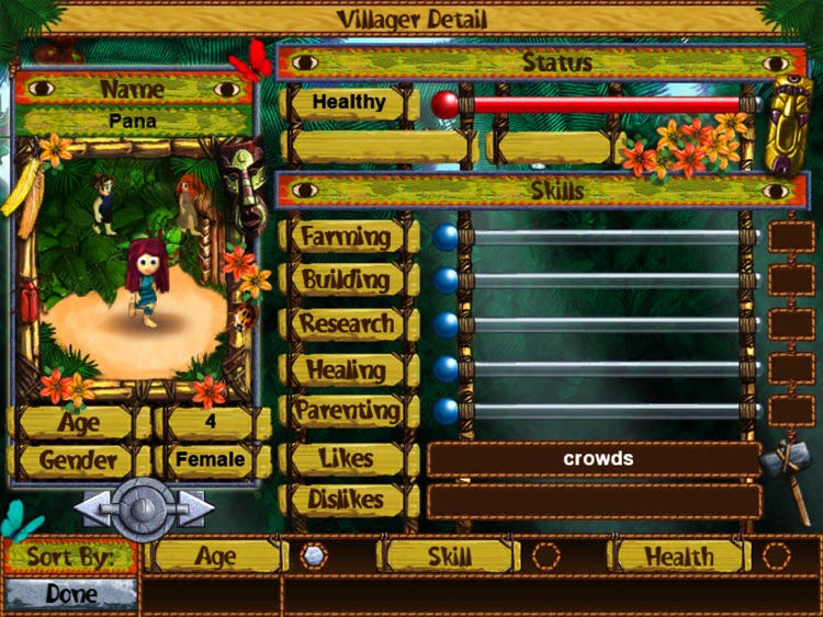 Virtual Villagers 2 Free for iPad