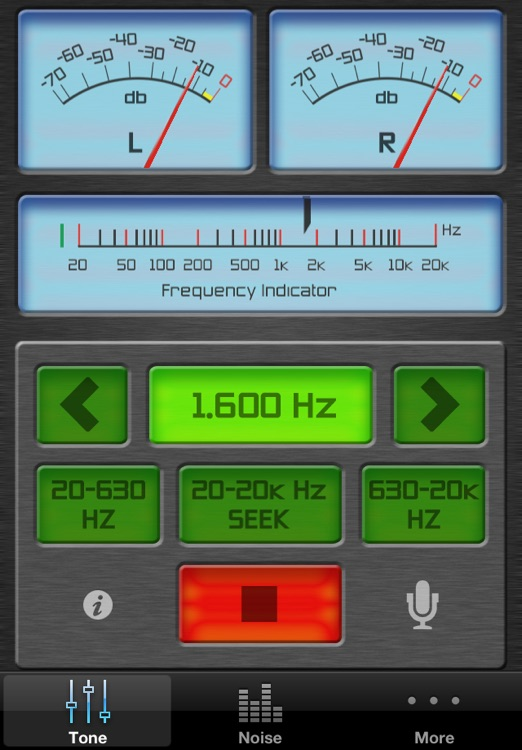 Audio Audit Free screenshot-3