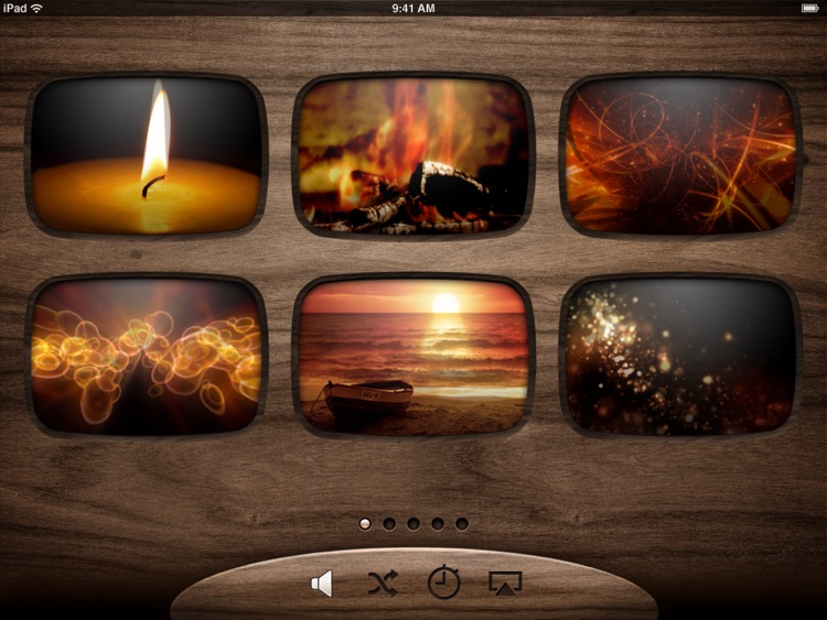 Serenity ~ the relaxation app for iPad screenshot-2