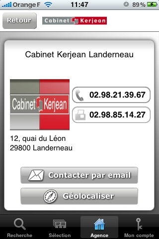 Cabinet Kerjean By Ac3 Distribution