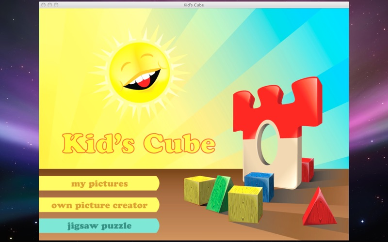 Kids Cube Screenshot
