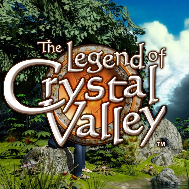 The Legend of Crystal Valley: Chapter 1