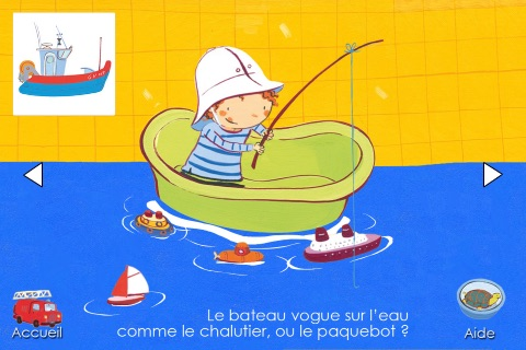 Transports - An interactive picture book to learn while having fun screenshot-3