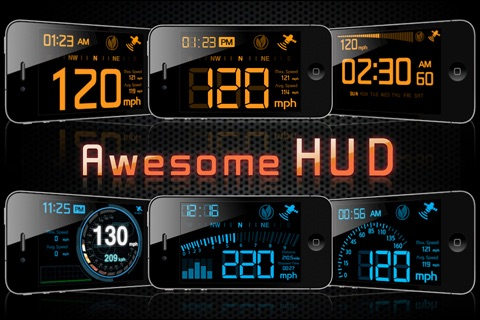 Awesome HUD - All in One