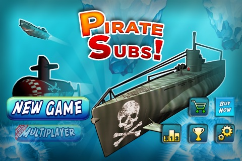 Pirate Subs Lite Cheat Codes