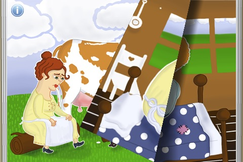 Jack and the Beanstalk StoryChimes (FREE) screenshot-2