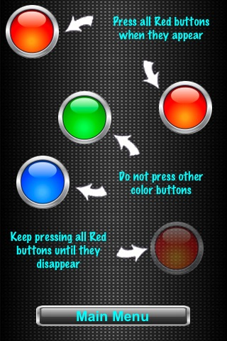 ALERT! Finger Button Fun (FREE) screenshot-1