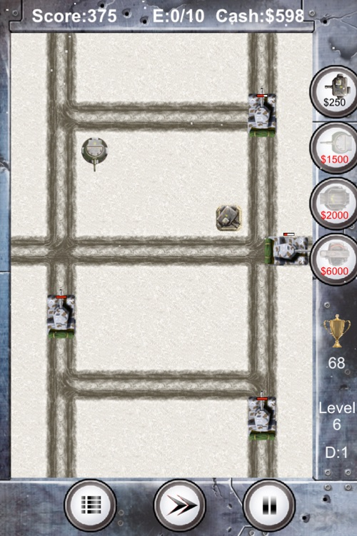 Tanks and Turrets screenshot-3