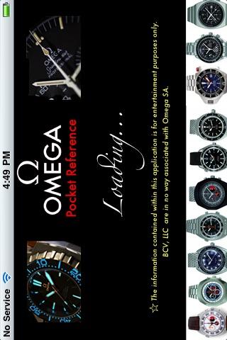 Omega Pocket Reference screenshot-3