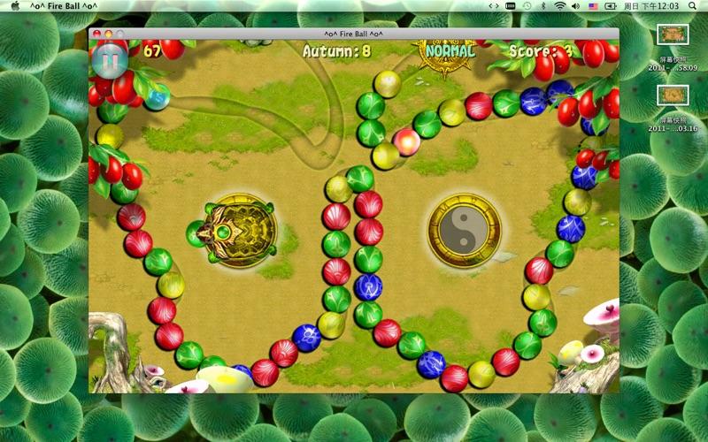 Fire Ball momentanément gratuit sur le Mac App Store-capture-1