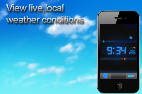 Bio Alarm Clock Free screenshot-2