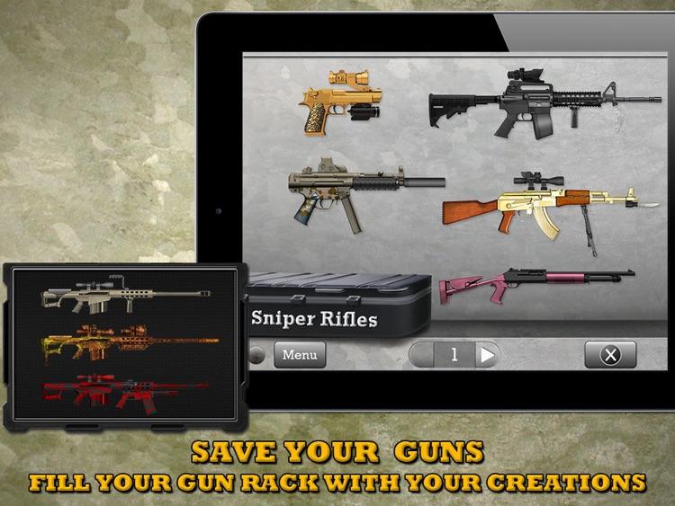 Gun Builder HD screenshot-3
