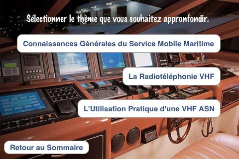 Permis Radio VHF CRR Lite screenshot-3
