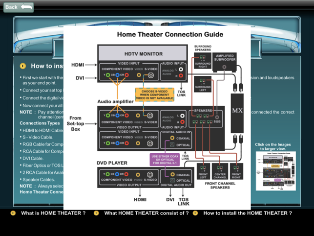 mx home theater guide on the app store rh itunes apple com home theater configuration guide home theater guide forum