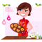 App Icon for Best Christmas Recipes App in Colombia IOS App Store