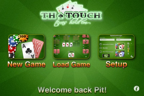THTouch - Texas Holdem Poker screenshot-4