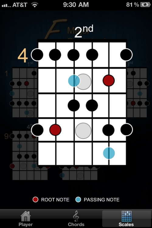 Guitar Jam Tracks: Humbucker Blues screenshot-3