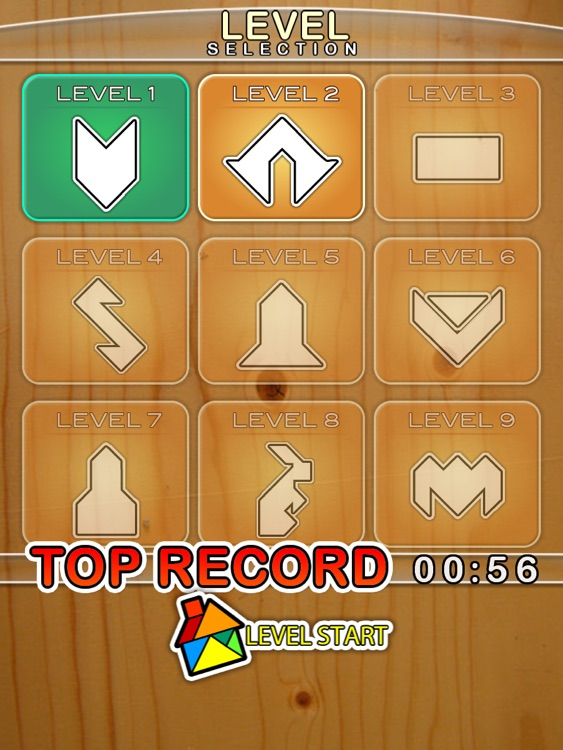 Tangram Fun HD Free screenshot-3