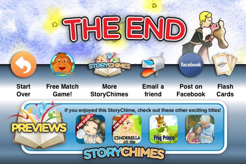 The Red Shoes StoryChimes (FREE) screenshot-3