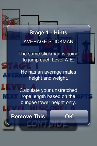 Bungee Stickmen - USA Landmarks {FREE} screenshot-1